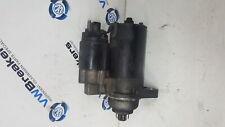 Volkswagen Beetle 1999-2006 1.6 8v Starter Motor Starting 02A911023L