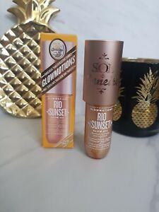 Sol de Janeiro Rio Sunset Glow Oil Body Shimmer 30ml - BRAND NEW IN BOX