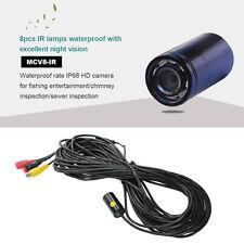 20m Cable IR940nm invisible IP68  Waterproof  Fish Camera