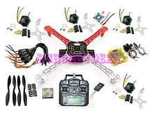 F450 Quadcopter Kit Frame CC3D RHD A2212 800KV 30A ESC 1045 propeller FS-i6 3M
