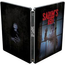 Stephen King's SALEM's LOT BRENNEN MUSS SALEM Blu Ray Steelbook Limitiert