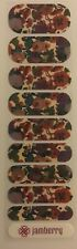 Jamberry Nail Wraps Half Sheet Retired Midway Floral SSE