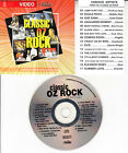 CLASSIC OZ ROCK VCD COLD CHISEL THE ANGELS STEVE WRIGHT DADDY COOL EASYBEATS