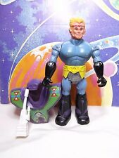 Vintage MX SPACE ROBOTS figure complete x-changers remco galaxy warriors motu ko