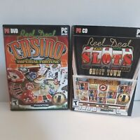 2 PC Games Reel Deal Casino Imperial Fortune Reel Deal Slots Ghost Town