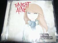 Tonight Alive What Are You Scared Of? (Australia) CD - New