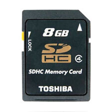 8G TOSHIBA 8GB SDHC SD Class 4 SD-K08G Memory Card New 100% Genuine
