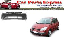 RENAULT SCENIC 2003-2006 FRONT BUMPER PAINTED ANY COLOUR