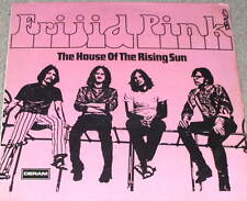 FRIJID PINK House of the Rising Sun LP RARE DERAM RECORDS GERMAN IMPORT