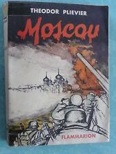 FRONT DE L EST -  MOSCOU