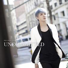 XIA JUNSU JYJ - SINGLE ALBUM UNCOMMITTED BRAND NEW Sealed XIAH
