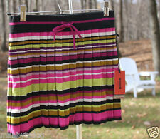 Missoni Girl's Pleated Sweater Skirt SZ XS Missoni for Target  - Multi-Color