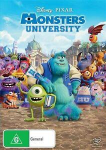 Monsters University (DVD, 2013) Free Post