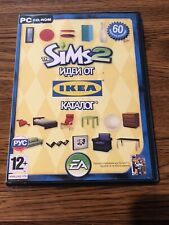 Sims 2: IKEA Home Stuff (PC video game, 2008) Expansion Pack - Russian Version!