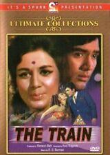 THE TRAIN - RAJESH KHANNA - HELEN - NEW BOLLYWOOD DVD - FREE UK POST