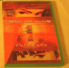 Dead or Alive 1 Ultimate (Microsoft Xbox) *CIB* Ships Fast!!
