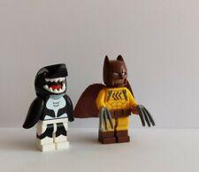 2 Lego Batman Movie Series 1 Mini figures - Orca & Catman