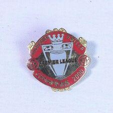 Manchester United Premier League Champions 2000 fútbol Broche Pin Insignia