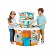 Little Tikes Home Grown Kitchen - Role Play Kitchen with Fresh Updated Look
