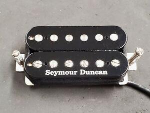 Black Seymour Duncan Distortion SH-6N Humbucker NECK Electric Guitar Pickup