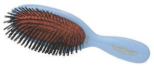 Mason Pearson CB4 Child Sensitive Pure Bristle Hairbrush – Blue