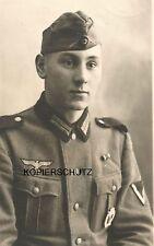 WEHRMACHT - SOLDAT - PORTRAIT - NORWEGEN 1940