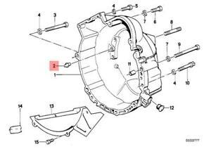 Genuine BMW 530i 320i 733i 528i 533i 318i Pivot Pin - Clutch Release Fork Lever