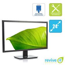 "ViewSonic VA2451m-LED 24"" 1920x1080 LED Widescreen DVI-D VGA Monitor - Grade B"