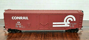 BACHMANN~HO~SILVER SERIES - CONRAIL 50' PLUG DOOR BOXCAR ~#18006 ~ ROAD # 171069