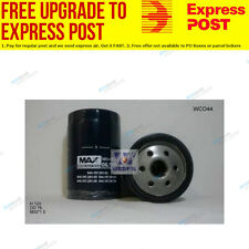 Wesfil Oil Filter WCO44 fits Porsche 944 2.5 S,2.5 Turbo,2.5,2.7,3.0 S2