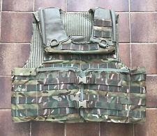 Genuine British Army MK 4 Osprey MTP Molle Vest with Cummerbund Size Medium MV2