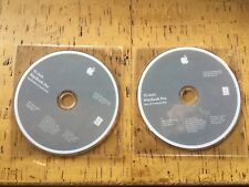 DVD ORIGINALI Apple OS X 10.6  Snow Leopard 2 x  MacBook Pro 2 DVD