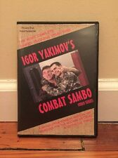 COMBAT SAMBO Instructional Series (6) DVD Set