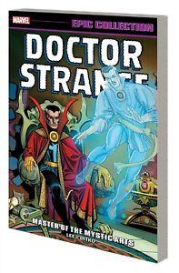 DOCTOR STRANGE EPIC COLLECTION TP MASTER MYSTIC ARTS NEW PTG (MARVEL) 53121
