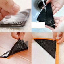 4x Rug Carpet Mat Grippers Non Slip Skid Reusable Washable Grips Hallway Runner