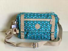 NEW! KIPLING GRACY CLOVER BLUE CROSSBODY SLING SHOULDER BAG PURSE $114 SALE