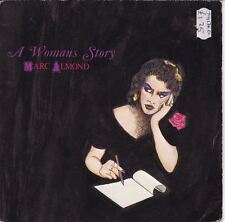 "A Woman's Story/ For One Moment 7"" : Marc Almond"