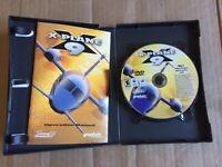 X-Plane 9 (PC, Windows, DVD) Flight Simulator Video Game - All 6 Discs & Manual