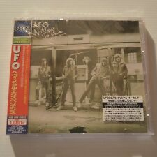 UFO - NO PLACE TO RUN - 2000 JAPAN CD