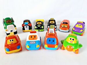 Vtech Toot Toot Drivers Vehicles Bundle 10 Items Cars Monster Truck Taxi Plane