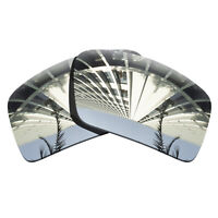 Chrome Mirrored Polarized Lenses Replacement For-Oakley Eyepatch 2 Anti-scratch