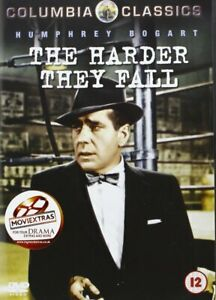 The Harder They Fall - Humphrey Bogart, Rod Steiger, 1956 - DVD - NEW & Sealed