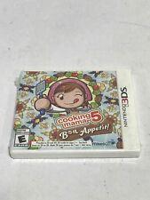 Cooking Mama 5 Bon Appetit! - Nintendo 3DS-NEW