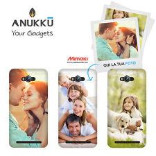 """Custodia Cover Personalizzata Foto Air Gel Per Asus Zenfone Max 5.5"""" ZC550KL"""