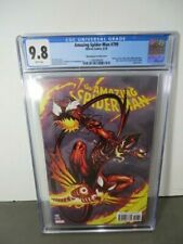 Amazing Spider-Man 799 Marvel CGC 9.8 1:50 Ed McGuinness Variant Red Goblin