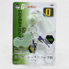 Gundam Mascot Robot Haro + Beam Rifle Figure Mobile Strap JAPAN ANIME MANGA