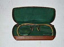 437e6023d693 Antique American Optical AO 1 10 12k Gold Filled Wire Eyeglasses w Ray Ban