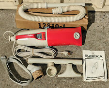 Looks New Vintage Eureka Hand Vac Model 155 Vacuum Hand Held Portable Hose VM