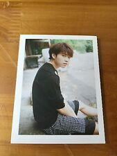 Infinite 5th Mini Album Reality Bad Date Coupon Woohyun PhotoCard Offici K-POP.