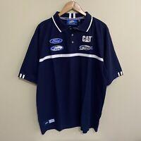 Ford Racing Performance FPR FPV Polo Shirt Mens 2XL XXL RRP $55